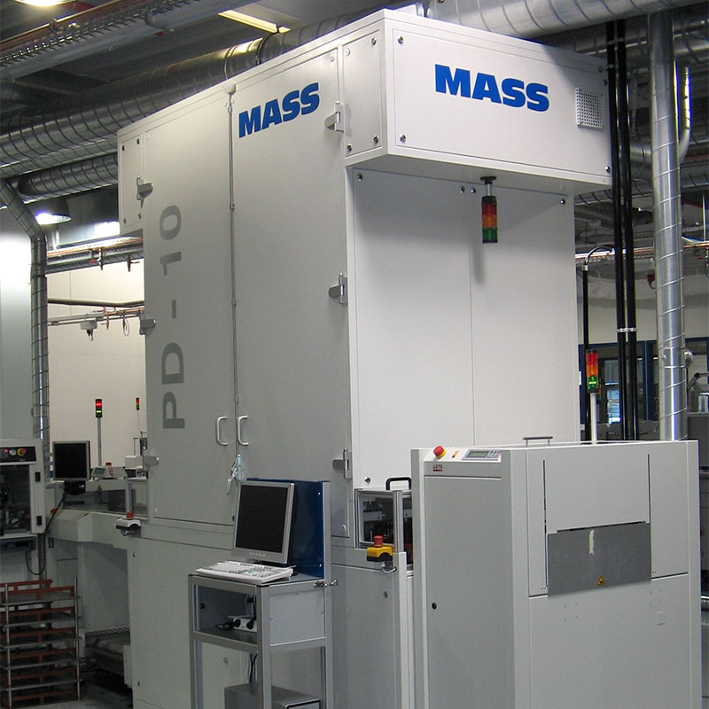 Dryer Systems Mass Gmbh Pcb In Process